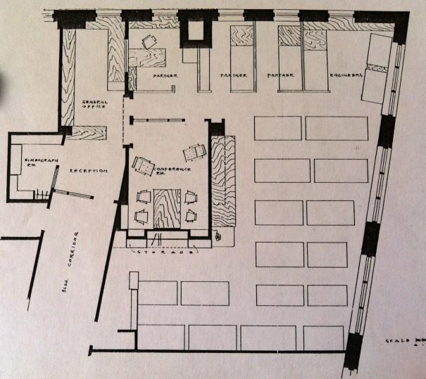 GBR floorplan