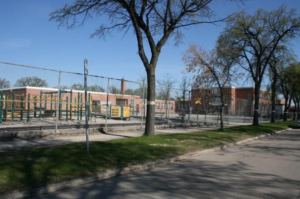 Sargent Park southeast