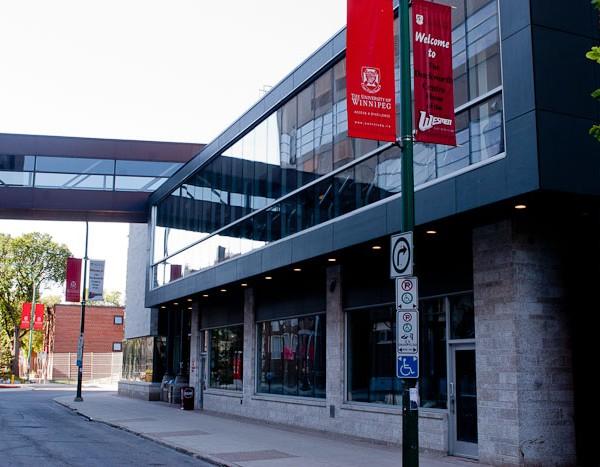Duckworth Centre, University of Winnipeg