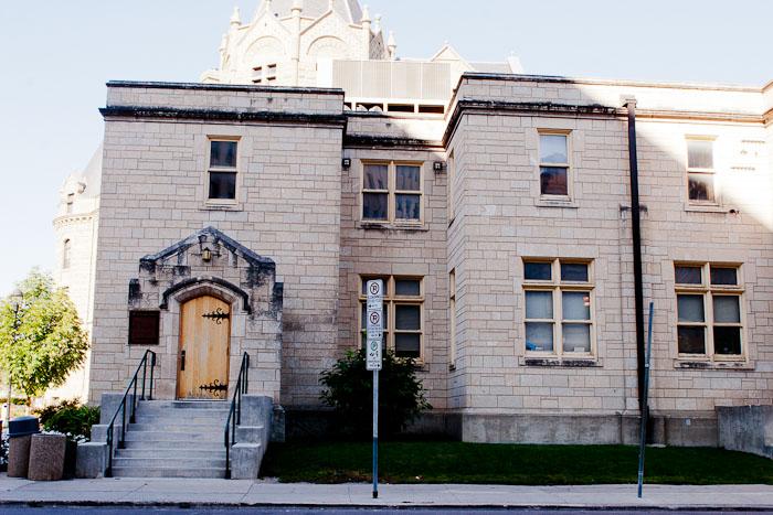 bryce hall university of winnipeg