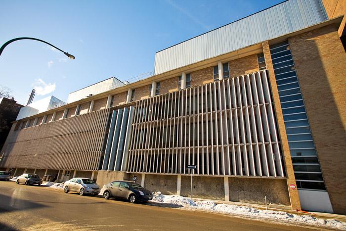 Manitoba Hall