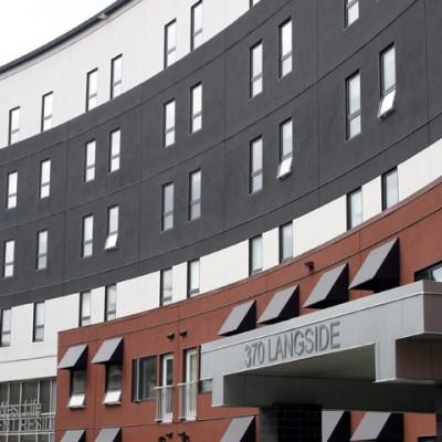 McFeetor's Hall Residence, University of Winnipeg