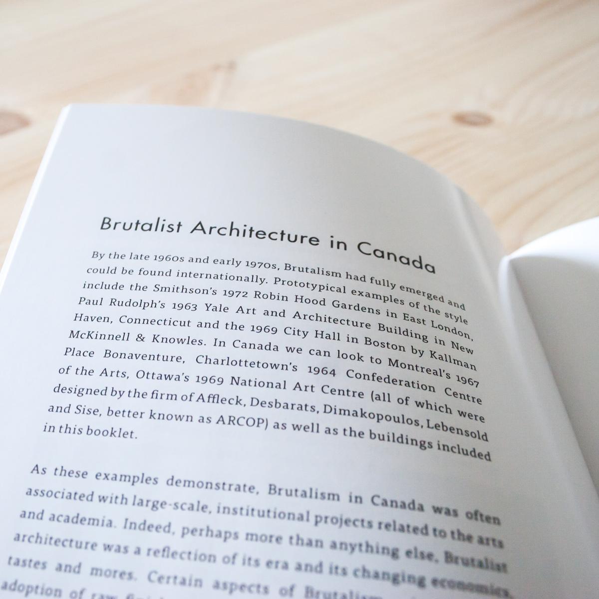 Brutalist Architecture in Winnipeg