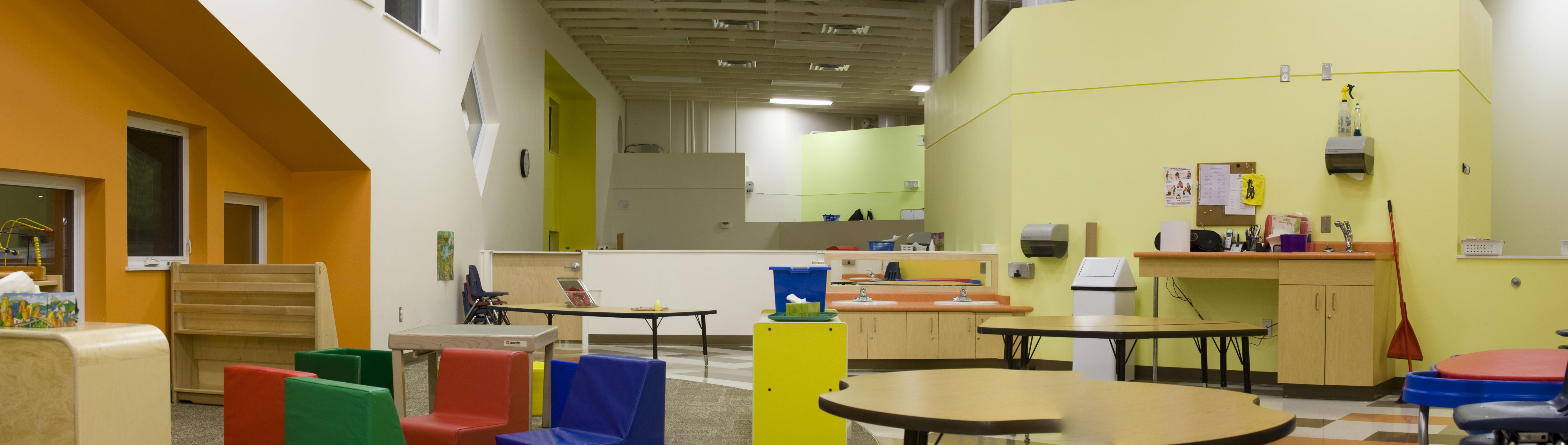 UWSA Daycare University Of Winnipeg