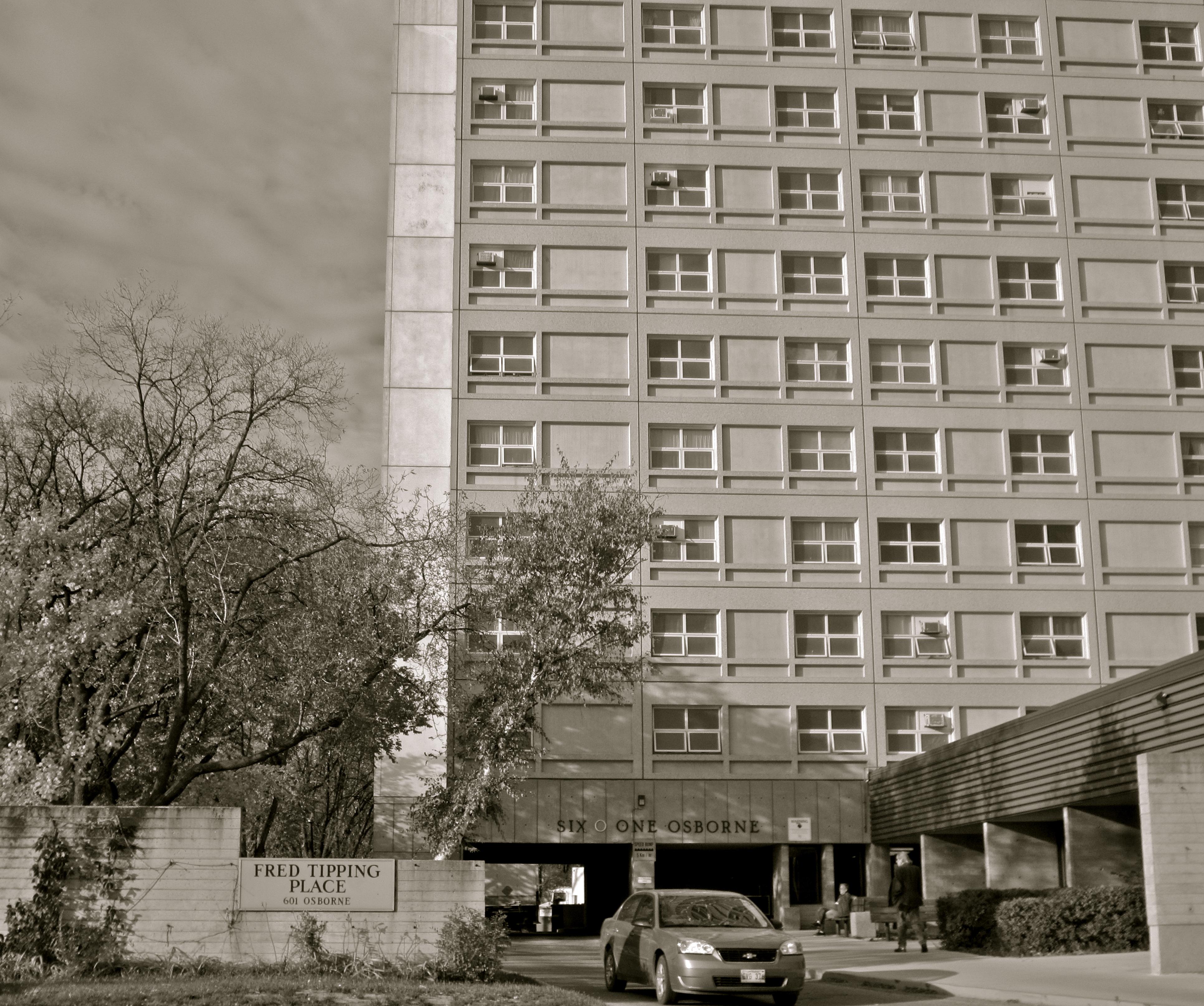 601 Osborne Street