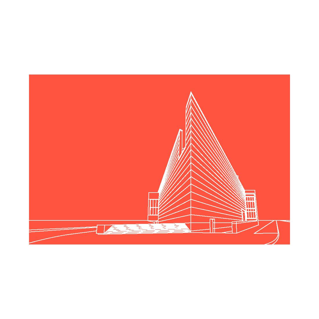 Winnipeg Art Gallery Magnet