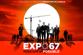EXPO67: Mission Impossible film