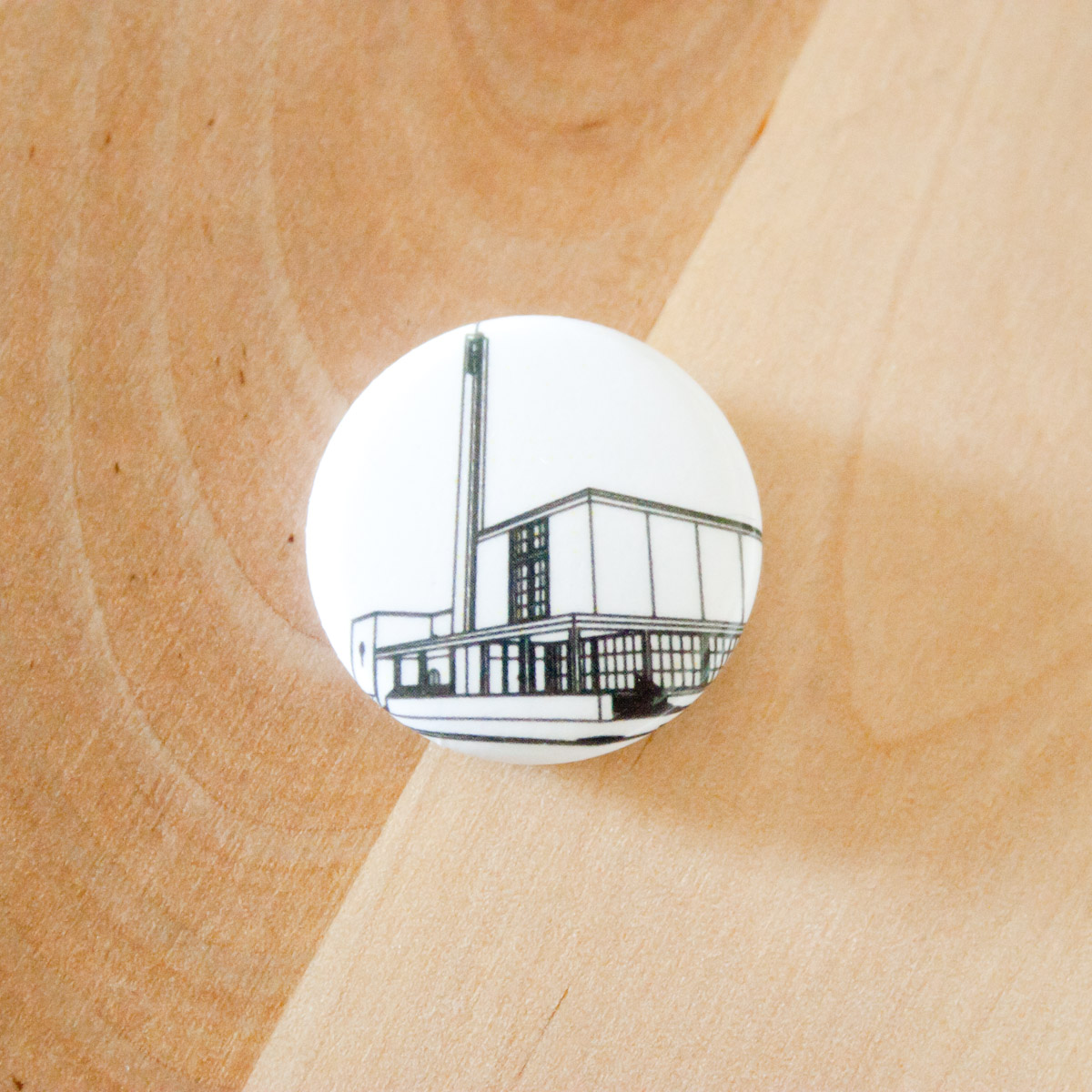 St. George's Button