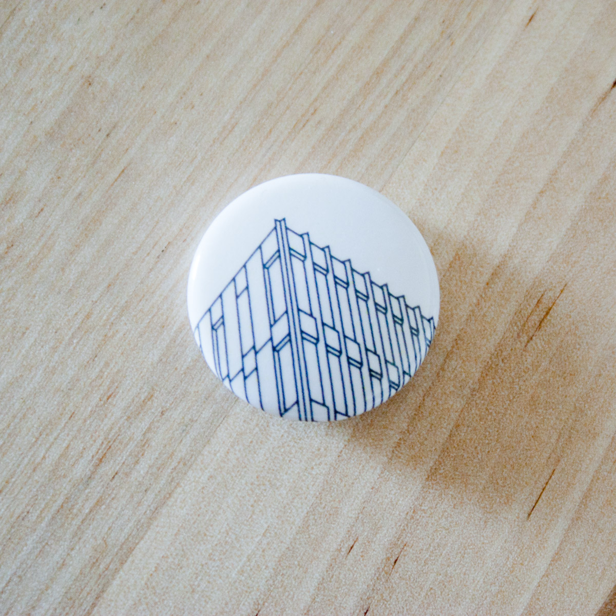 Britannia House Button