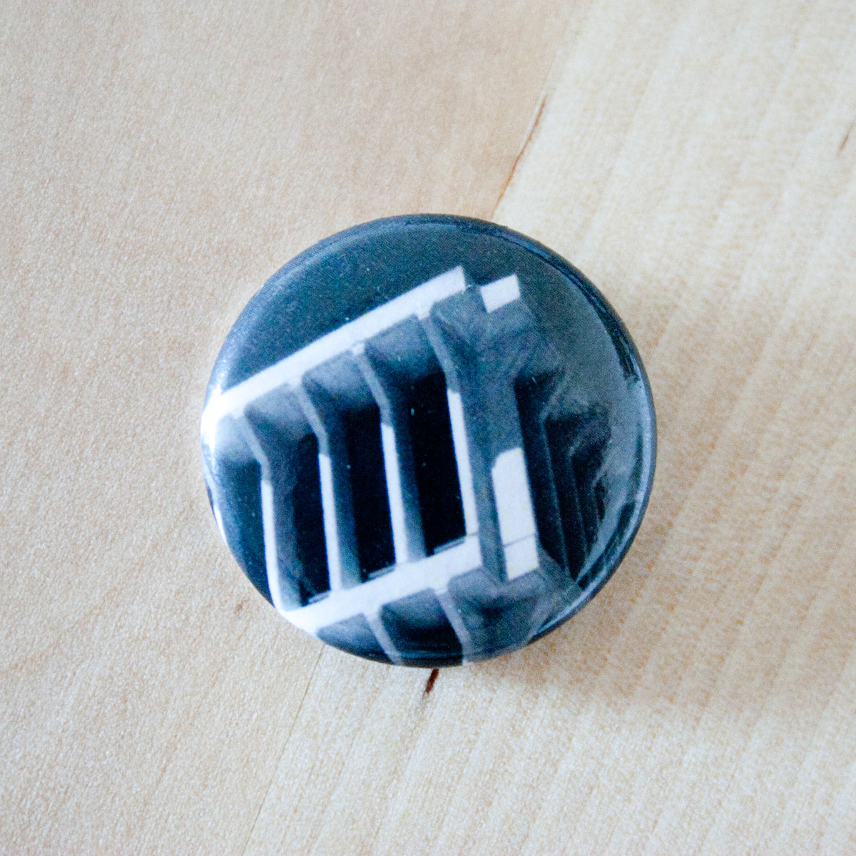Manitoba Teachers' Society Photo Button