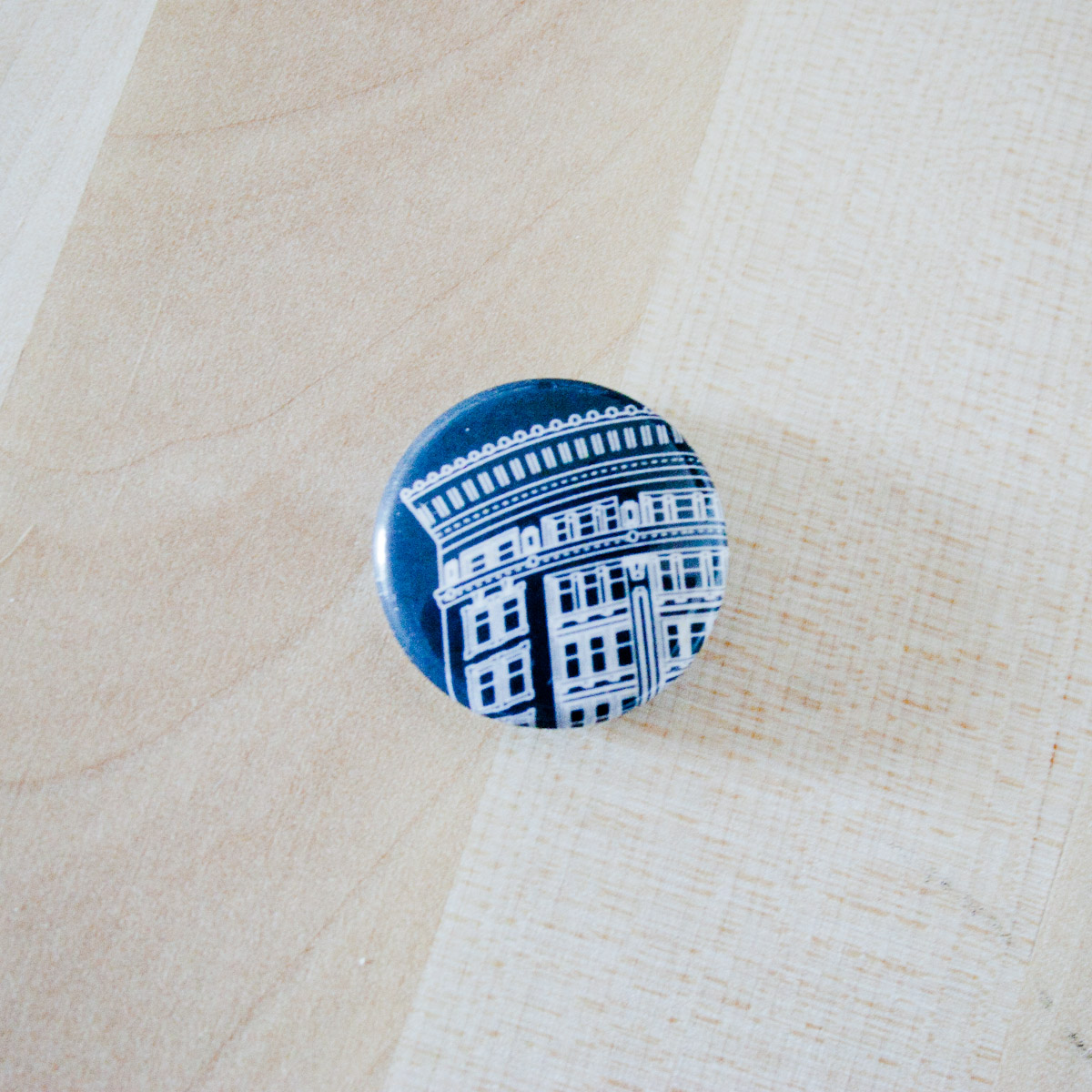 Confederation Life Building Button