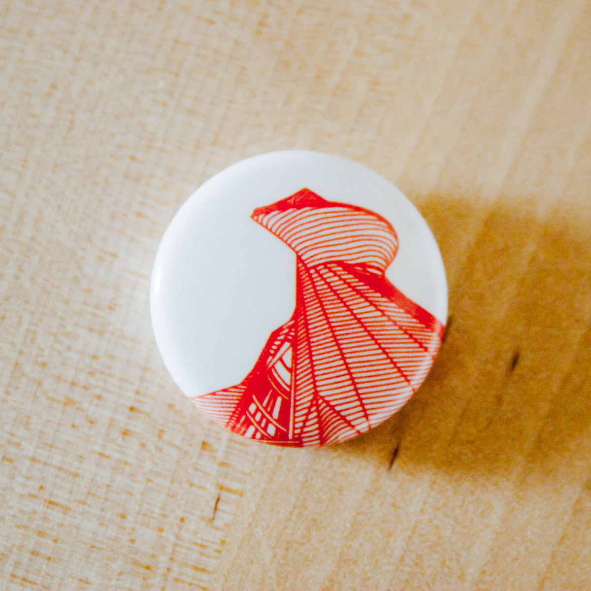 Precious Blood Button