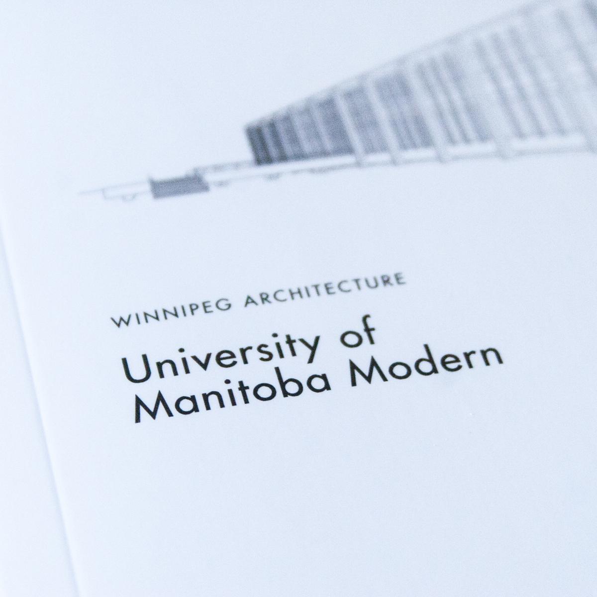 University of Manitoba Modern