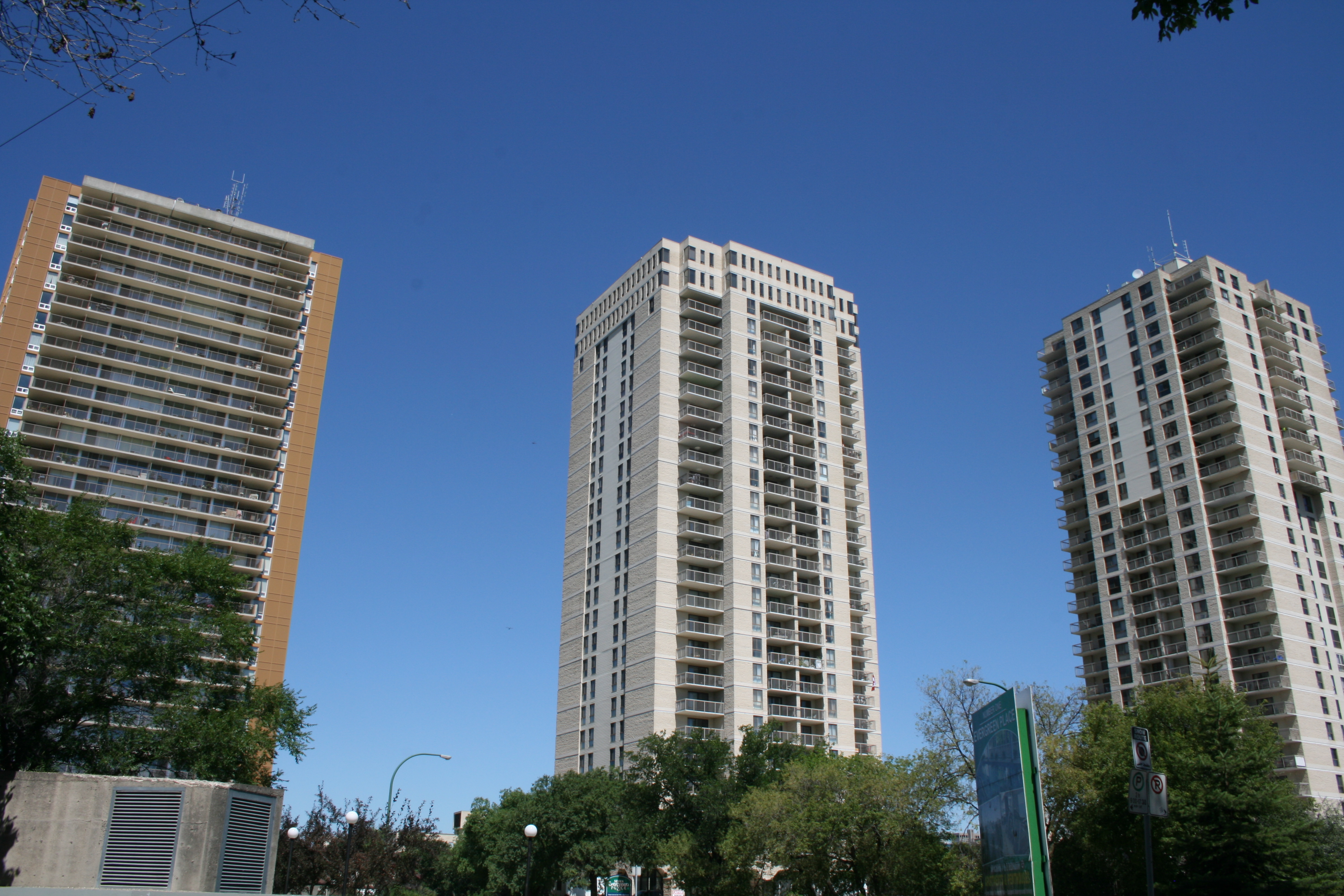 1 Evergreen Place