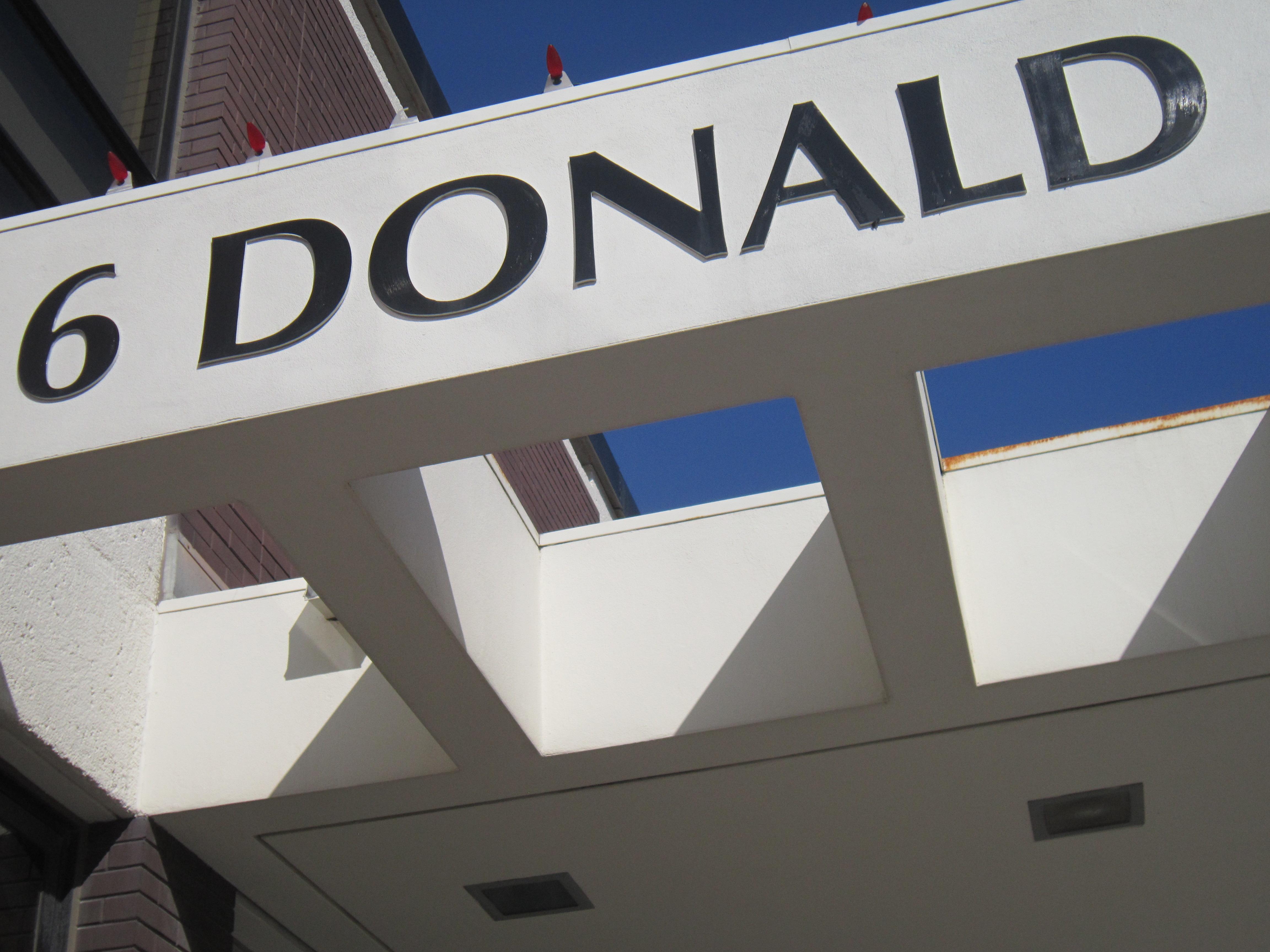 6 Donald Street