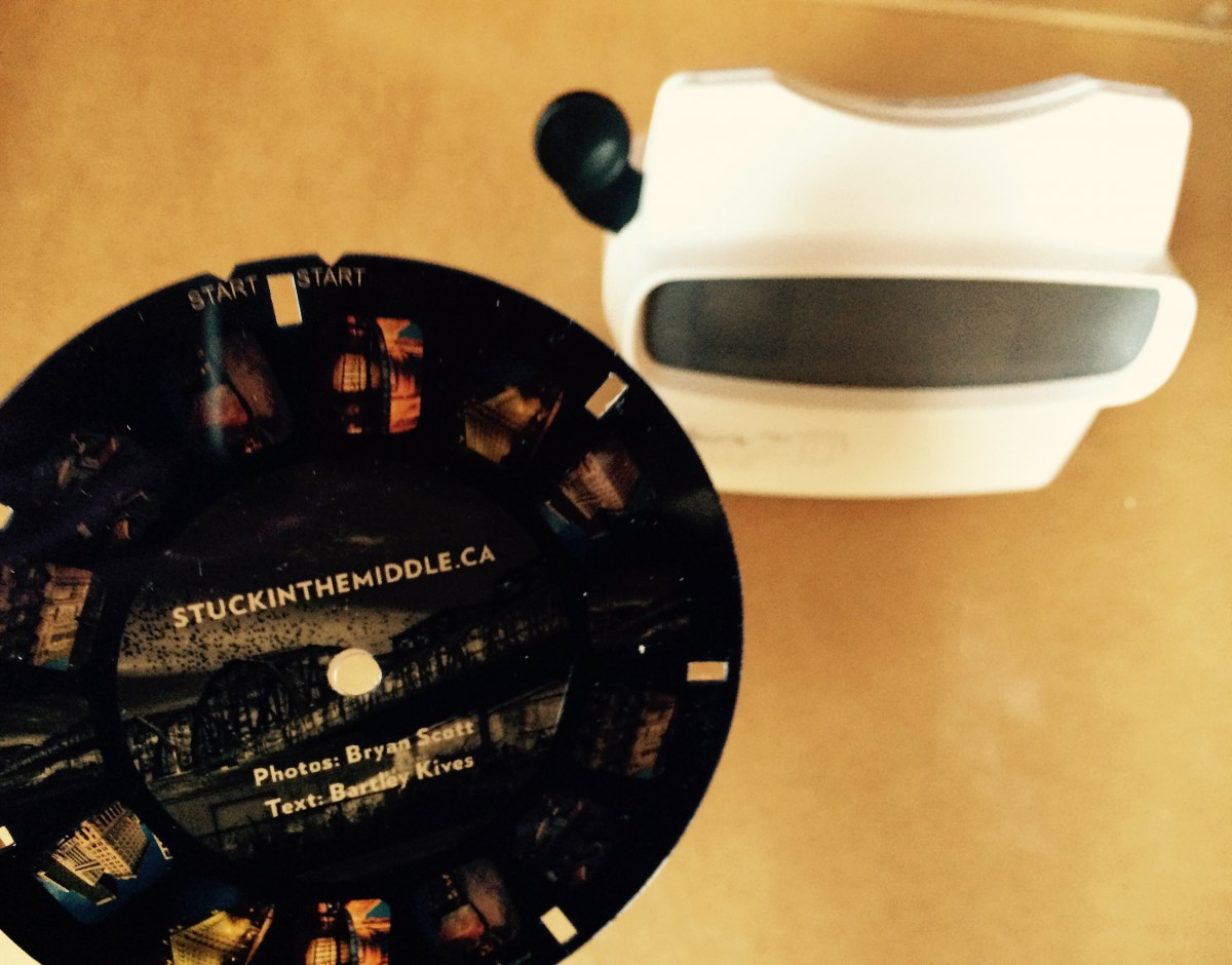 Stuck in the Middle Viewmaster