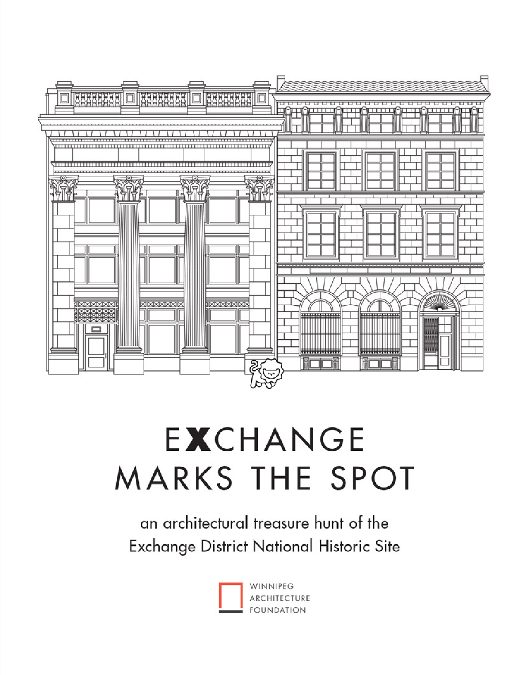 Exchange Marks the Spot (Child)