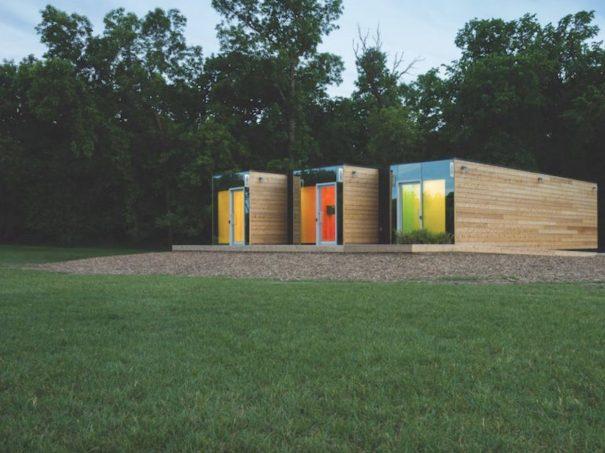 Container Architecture Exhibit