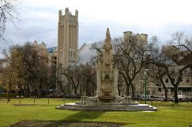 Central Park Landscape and architecture tour