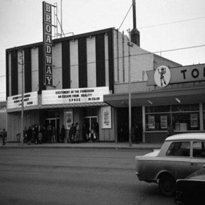 Broadway Theatre (Regina, Saskatchewan)(demolished)