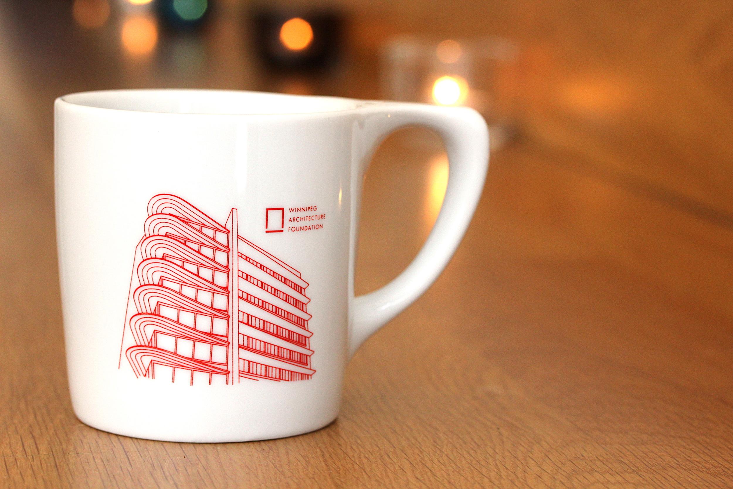 Winnipeg Clinic Mug