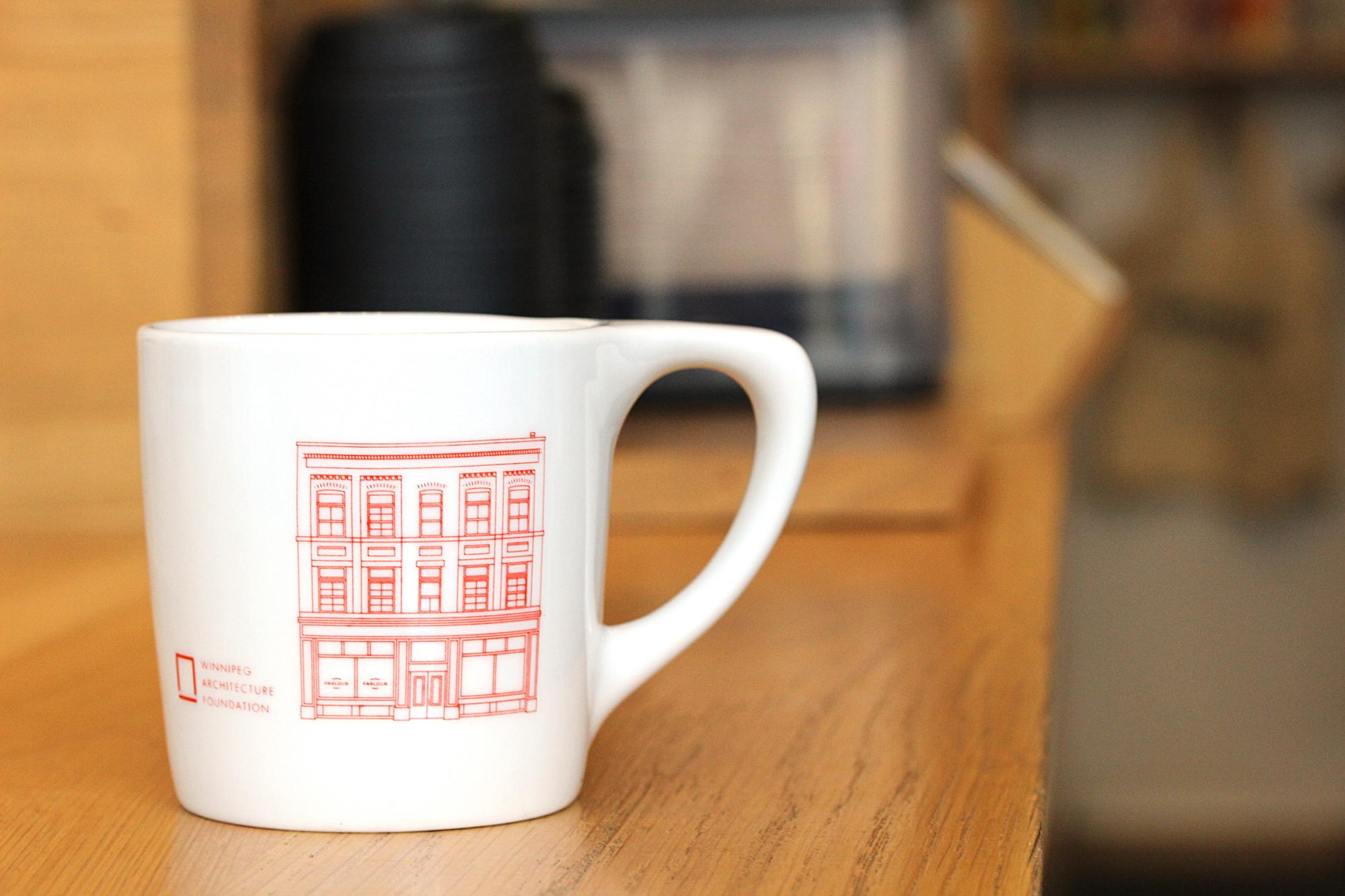 Parlour Coffee Mug