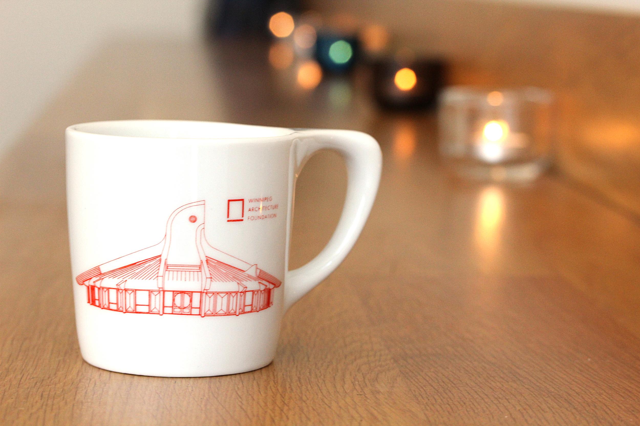 Thunderbird House mug
